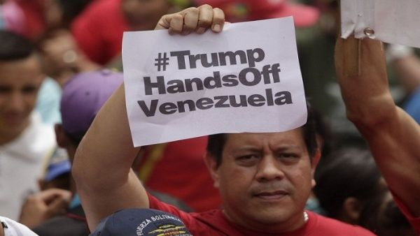 Sanctions on Venezuela began with President Obama's 2015 decree but became harsher with Trump's August 2017 financial sanctions. (AVN)