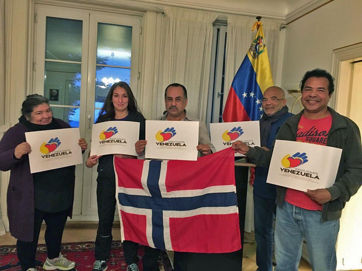 Norway: Solidarity Groups in Support of Venezuela