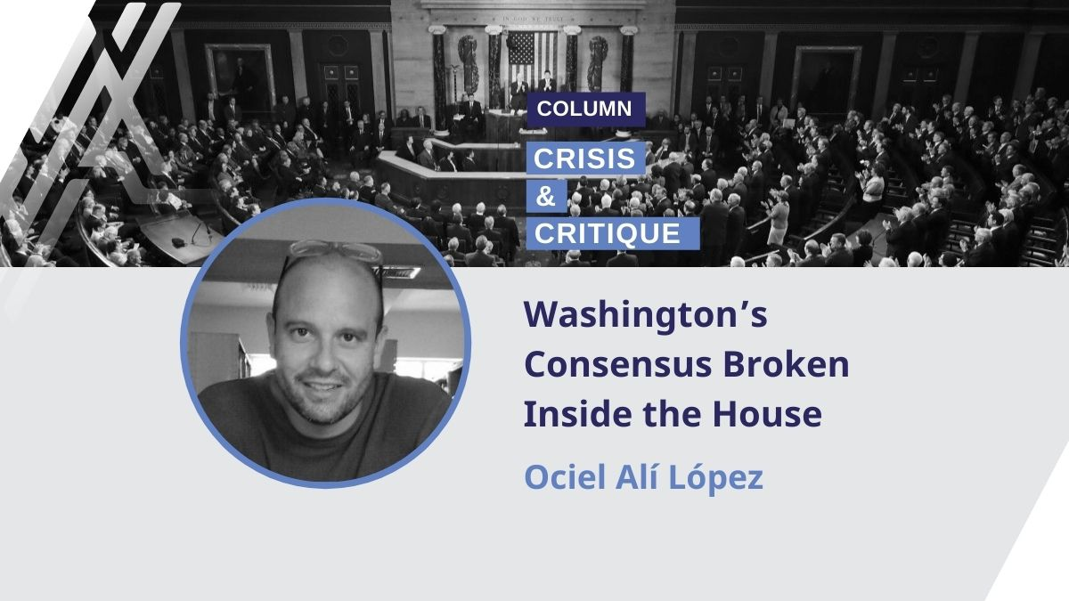 A letter from 19 House Democrats broke the pro-sanctions consensus. Ociel López takes stock. (Venezuelanalysis)