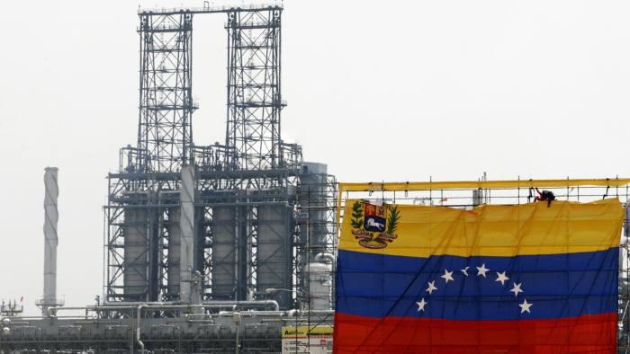 Venezuela's oil industry has been hard hit by US sanctions. (Reuters)