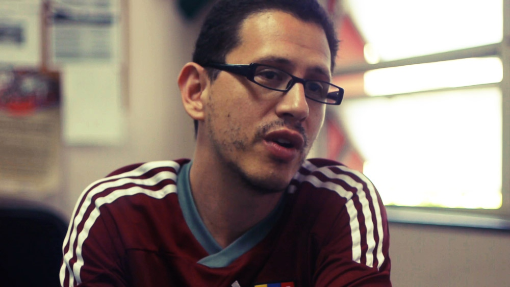 Pablo Jimenez (Revolutionary Communist Group)