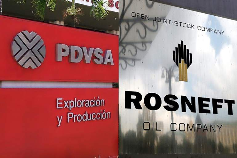 Rosneft has sold their Venezuelan operation to an unnamed firm run by the Russian government. (Archives)