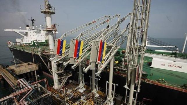 PDVSA's oil terminal in Anzoategui State. (Archive)