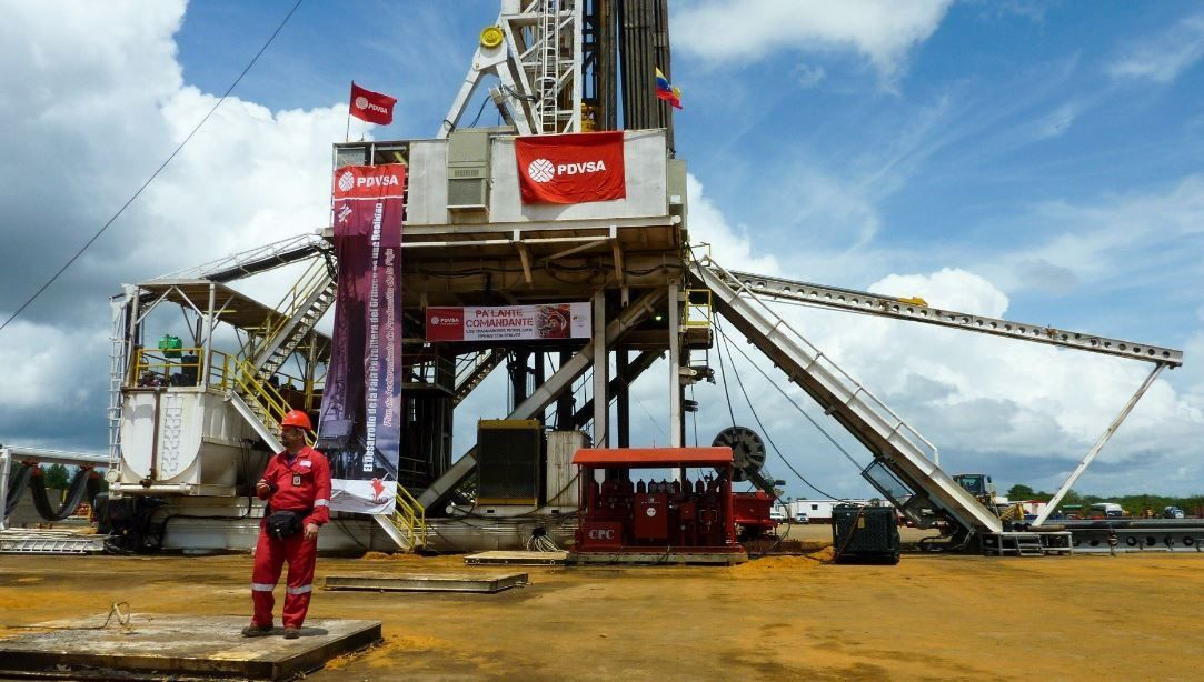 PDVSA's joint venture with Chevron will go back to producing heavy oil blends. (Archive)