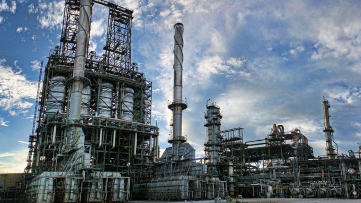 Petropiar facilities in eastern Venezuela. (Archive)