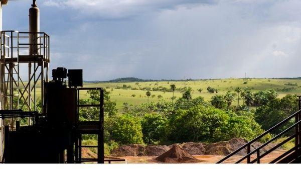 Venezuela opens the country's first-ever coltan ore concentration plant. (TeleSUR)