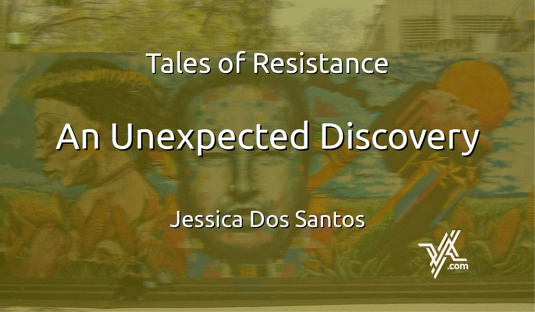 "In her latest VA column, Jessica Dos Santos tells of a ""quest"" that saw her discover the unerasable consequences of Chavismo. (Venezuelanalysis)"
