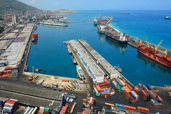 La Guaira Port is Venezuela's principal importing zone. (ANV)