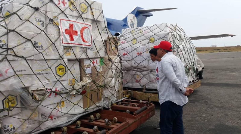 The Red Cross has criticized the lack of support for its programs in Venezuela. (AVN)