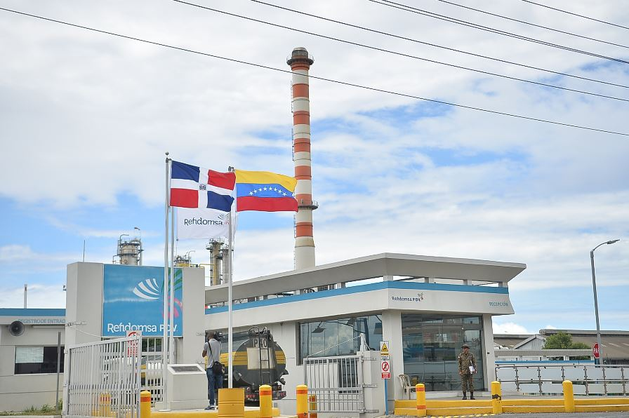 The Dominican Republic has reclaimed full ownership of Refidomsa after a debt swap with PDVSA. (Refidomsa)