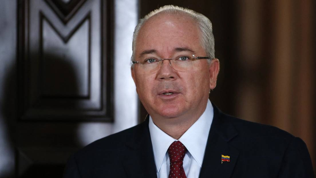 Venezuela's Attorney General Office demanded Ramírez's extradition in 2020 after issuing an Interpol Red Alert in 2018. (Reuters)