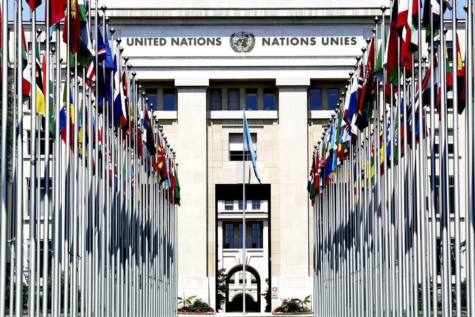 The UN Human Rights Council in Geneva. (UN)