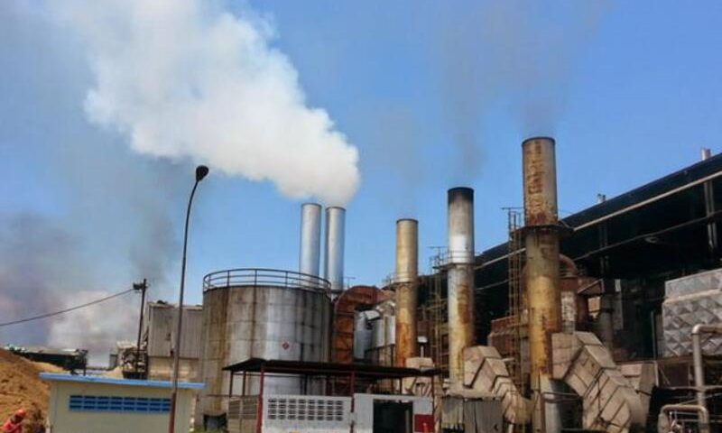 Local campesinos want the government to take action in order to reactivate the Santa Elena sugar mill. (Archive)