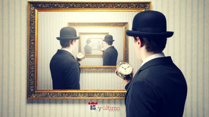 """Rene Magritte ilustrates Venezuela's economical """"loop."""" (15 y último)"""