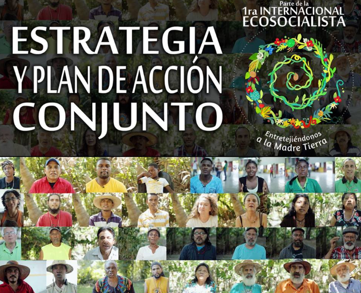 The first Ecosocialist International was held in Venezuela. (ecosocialisthorizons.com)