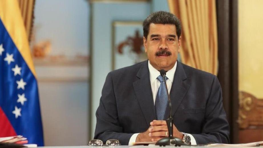 President Nicolas Maduro. (Prensa Presidencial)