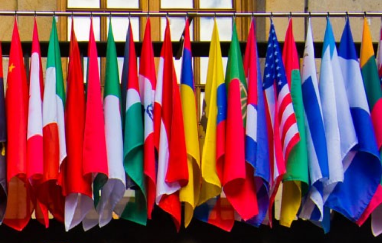 OAS countries flags. (Archive)