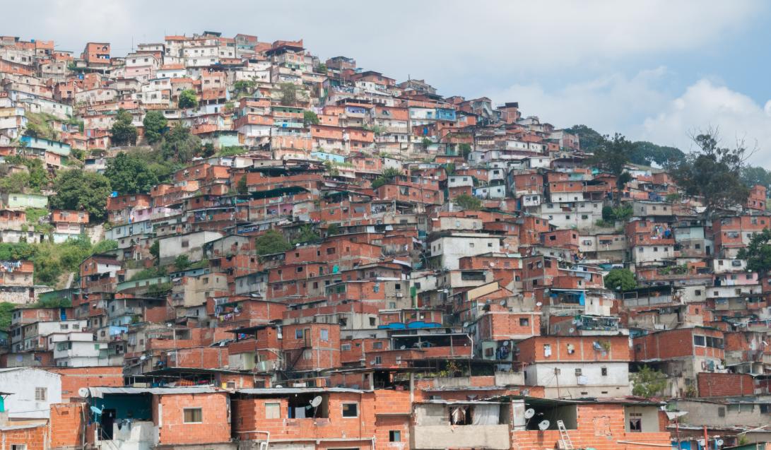 Caracas' Petare barrio. (Archive)