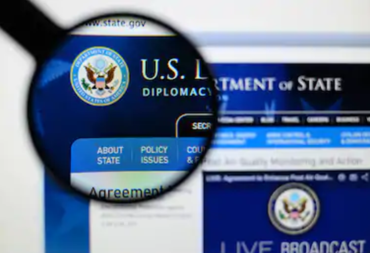 US State Department under the magnifying glass. (Archive)