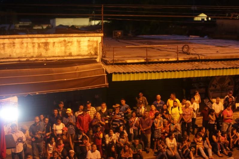Activists and local communities have mobilized to stop mining activities in Cerro La Vieja (Seguei Alvarado).