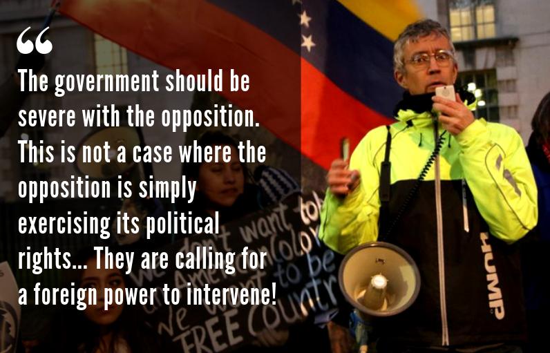 Jorge Martin. (Venezuelanalysis)
