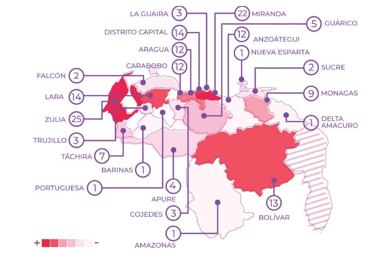 Femicide map 2019 (utopix.cc)