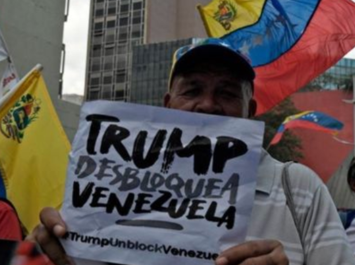 Trump Unblock Venezuela (Archive)