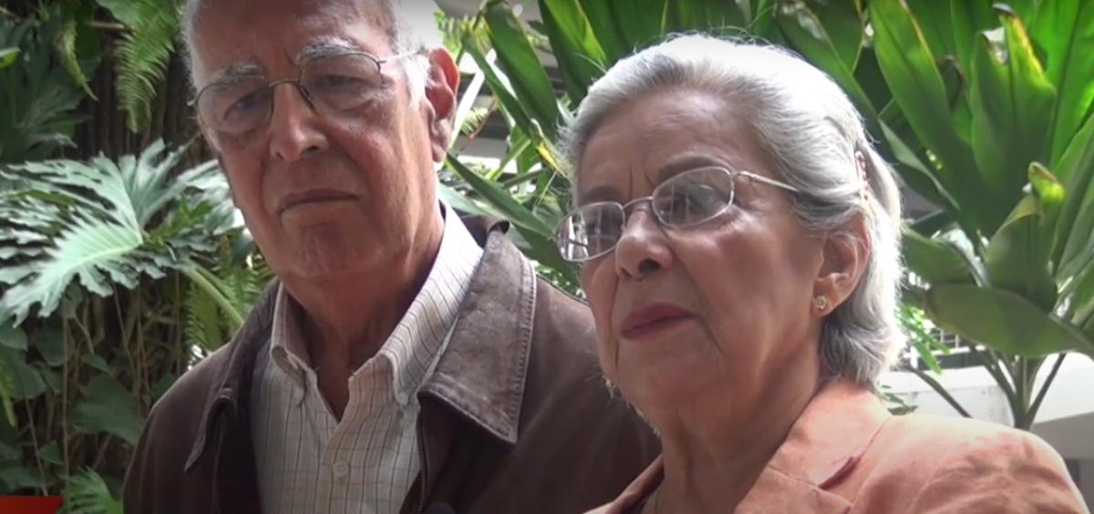 Mario Sanoja and Iraida Vargas (Escuela Venezolana de Planificación)