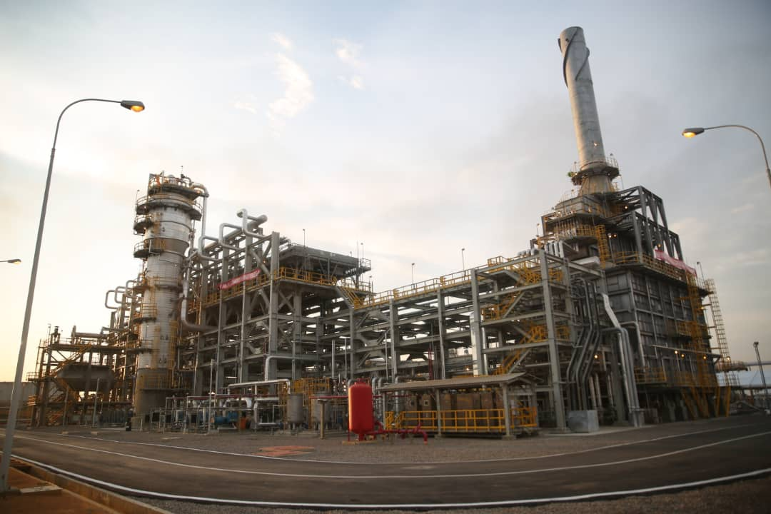 Sinovensa is the largest CNPC project in Venezuela with a 110,000 barrels per day (bpd) capacity. The facility was producing 66,000 bpd in May. (PDVSA)
