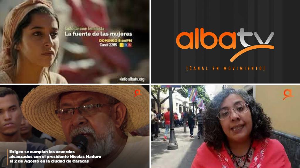 Alba TV production. (Alba TV)