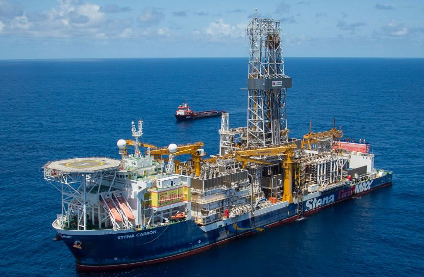 The Stabroek bloc off the Essequibo Strip's coastline has extensive oil resources. (Resources)