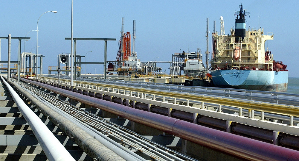 Terminal Jose is Venezuela's main port for crude exports (Reuters)