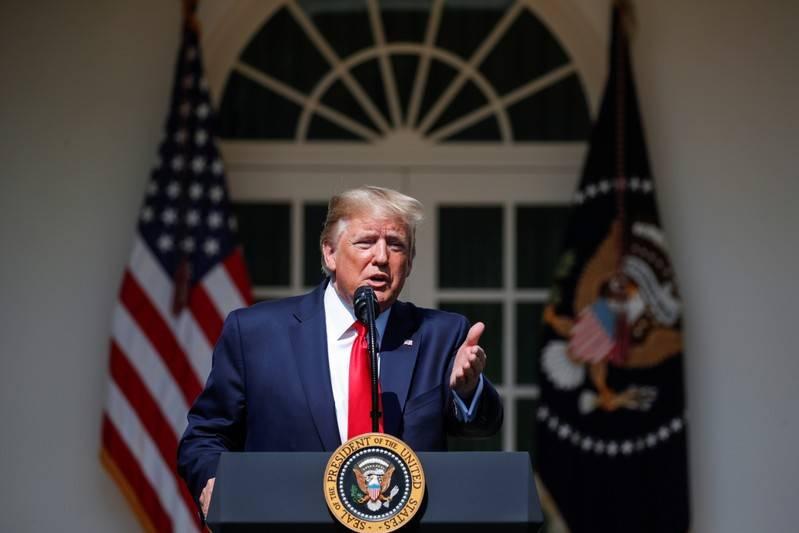 "Donald Trump is ""considering"" a blockade against Venezuela. (Reuters)"