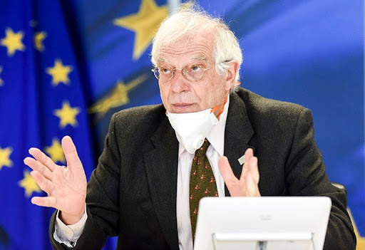 EU High Commissioner for Foreign Affairs Josep Borrell's comments have threatened an upcoming EU electoral mission to Venezuela. (Reference)