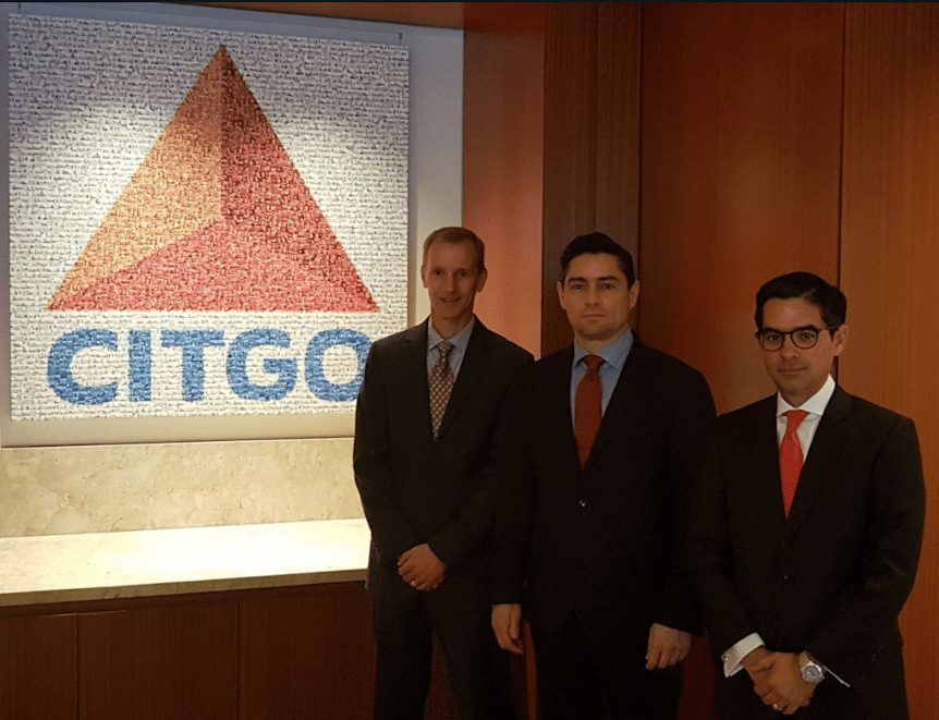 Guaido's team has been fighting for control of Citgo. (Archive)