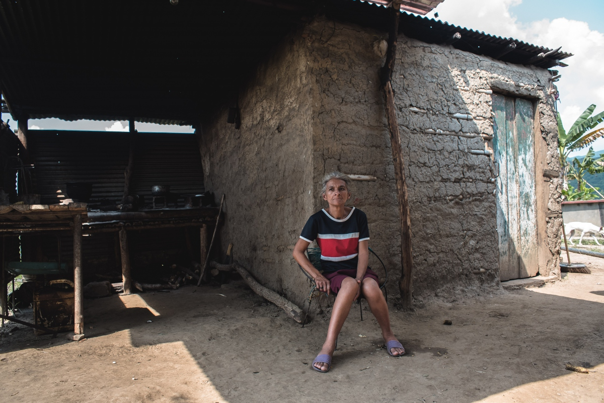 Rural communities have long treasured Cerro La Vieja. (Marcelo Volpe)