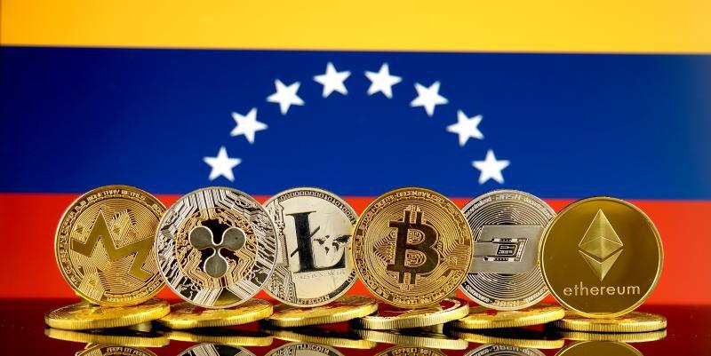 Cryptocurrencies are gaining force in Venezuela. (promesaartstudio / stock.adobe.com)
