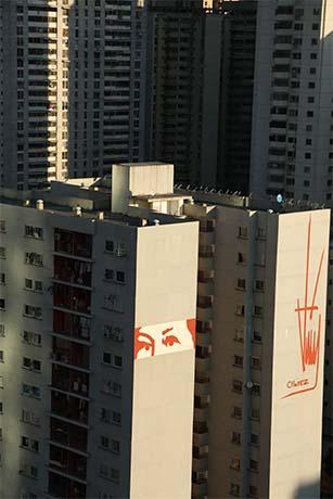 Two of Venezuela's Venezuela's Great Housing Mission builds