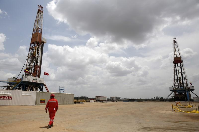 The OPEC nation oil production remains near record-lows, with a 525,000 bpd output last month. (Reuters)