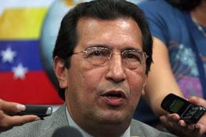 Minister of Education Adan Chavez assures that Venezuela will surpass UN Millennium Goals. (ABN)