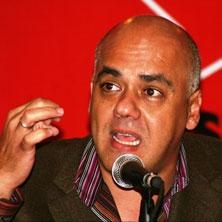 Venezuelan Vice-President Jorge Rodriguez (Union Radio)
