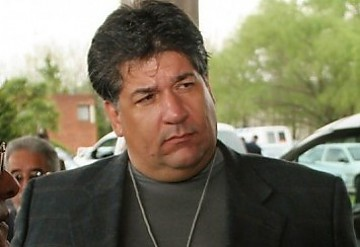 Antonini Wilson, who is accused of illegally bringing $800,000 cash into Argentina.