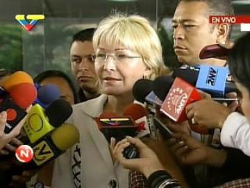 Attorney General Luisa Ortega Diaz (VTV)
