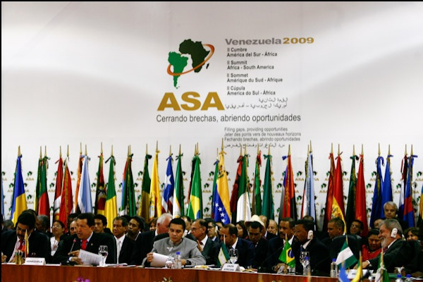 The Africa-South America (ASA) Summit (María Cecilia Toro/PP)