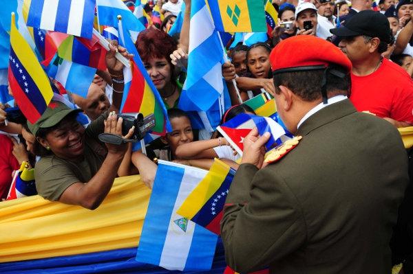 Bicentenary of Independence Celebrations (Correo del Orinoco)