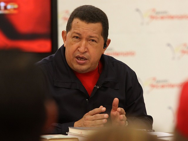Venezuelan President Hugo Chavez (ABN)