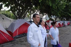 Cuban doctors in Venezuela (Yordanka Caridad)