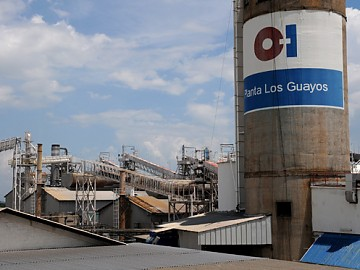 The glass company's Los Guayos plant (archive).