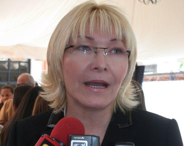 Venezuelan Attorney General Luisa Ortega (Correo del Orinoco)
