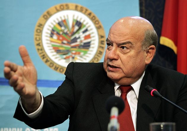 OAS Secretary General José Insulza (Manuel Balce/AP)
